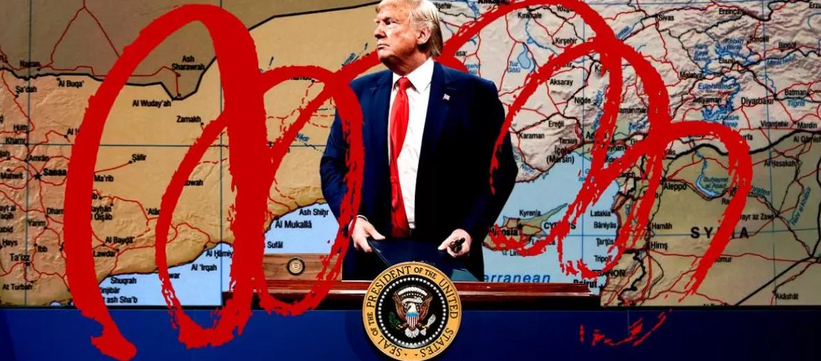 ترامپ کردها را به سوی ایران سوق میدهد
