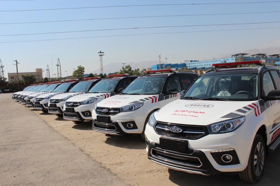 شرکت خدمات پس از فروش مدیران خودرو همراه با عزاداران اربعین حسینی