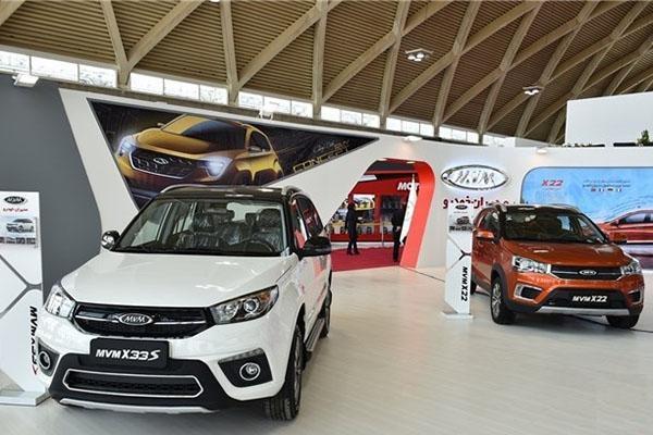 فروش اقساطی 7 محصول از خودروهای
