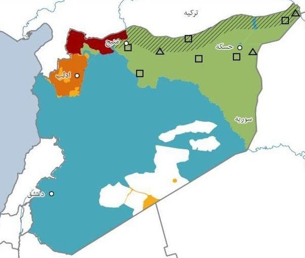 تركيه در شمال سوريه به دنبال چيست؟