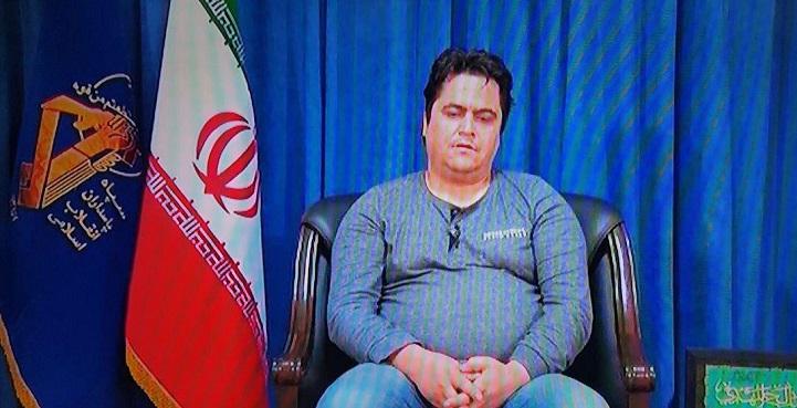 اولین اظهارات و عکس از روح الله زم بعد از دستگیری