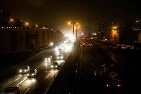 امشب هوای تهران برای گروههای حساس ناسالم میشود