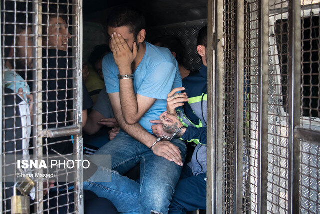 دستگیری عاملان تصادف 500 میلیونی در یوسفآباد