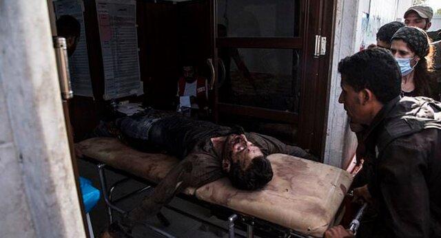 کشته و زخمی شدن چند سرباز ترک در نزدیکی منبج سوریه