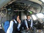 زنان خلبان در ایران/ از تجارتچی تا جهانداری (فیلم)