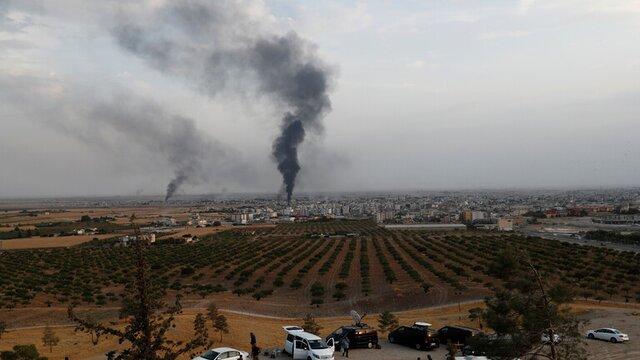 نیروهای ترکیهای شهر رأس العین را محاصره کردهاند