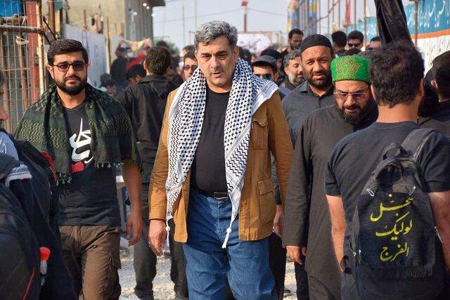 سفر شهردار تهران به نجف