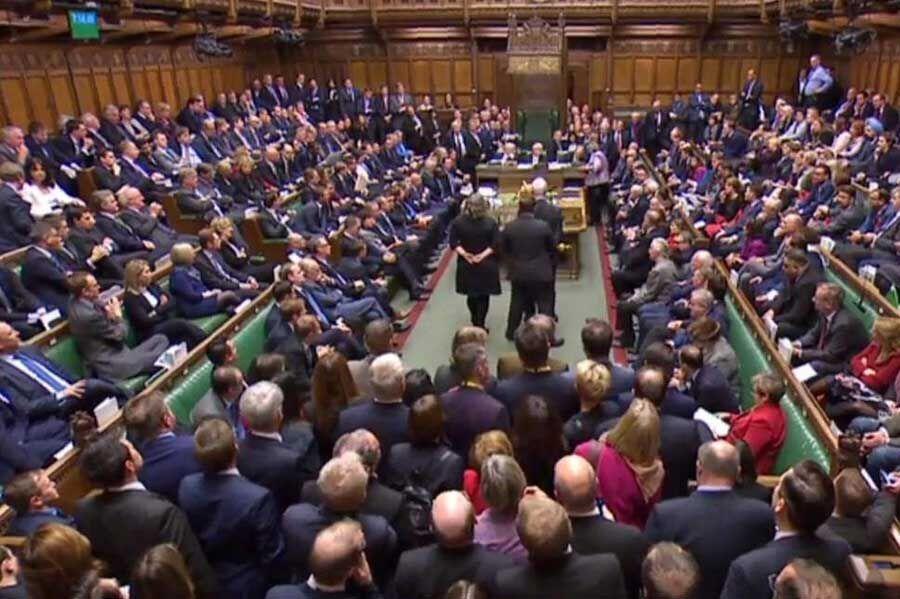 رای موافق پارلمان انگلیس به تمدید مهلت برگزیت