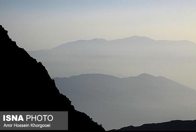فوت سنگنورد هرمزگانی براثر سقوط از کوه گنو