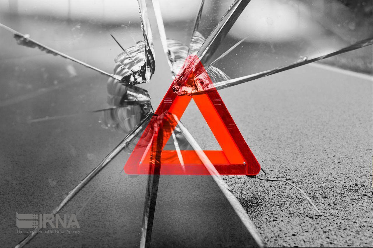 3 کشته  2 حادثه رانندگی در فارس