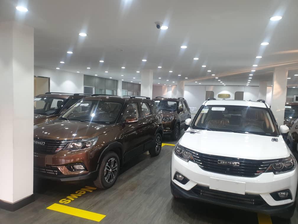 خودروهای بیسو بر اساس اولویت ثبت نام در حال تحویل به مشتریان است