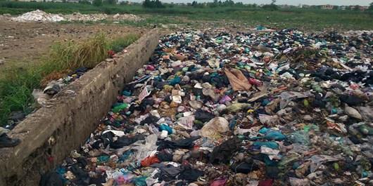 رودسر غرق در زباله؛ کارخانه کمپوست در اغما