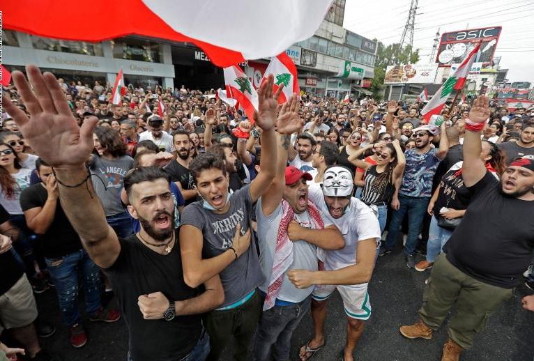 در لبنان چه خبر است؟/ میخواهیم زندگی کنیم...