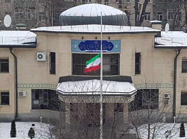 سفارت ایران در مسکو: تکذیب خودکشی دختر سفیر