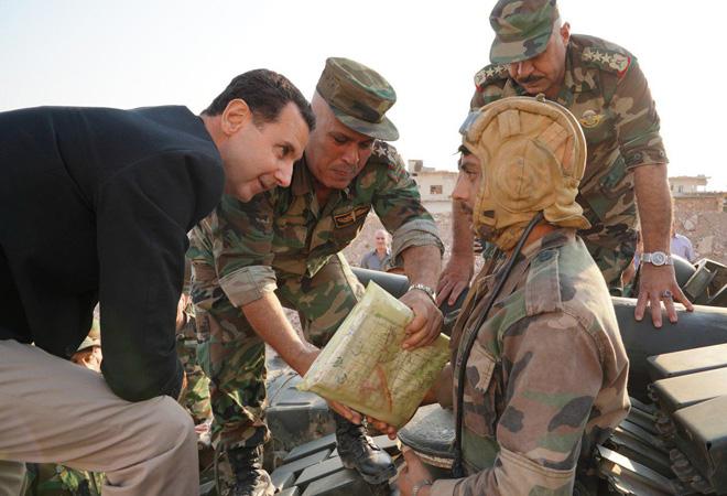 بشار اسد: اردوغان دزد است