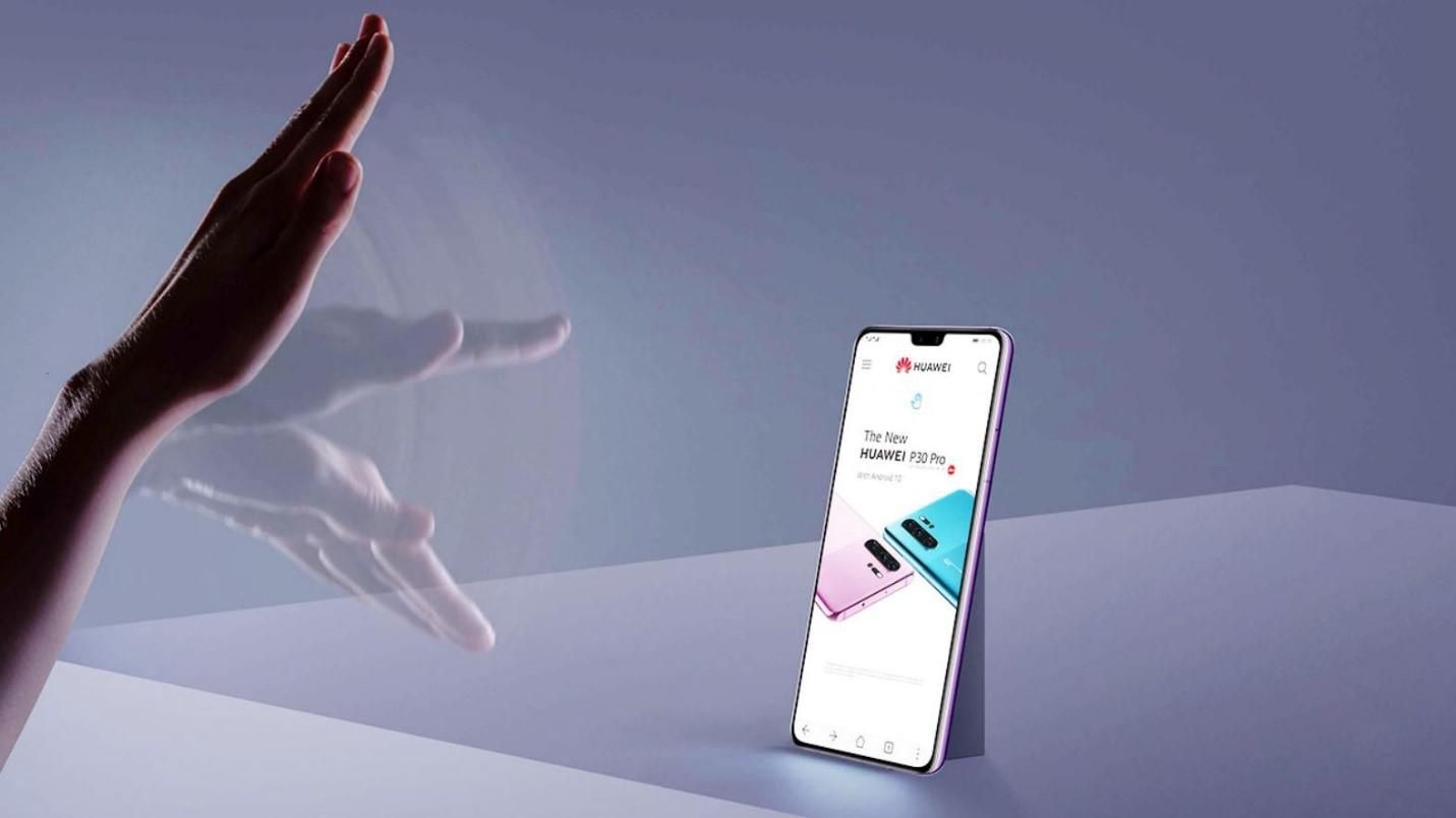 انقلاب در تعامل با گوشیهای هوشمند