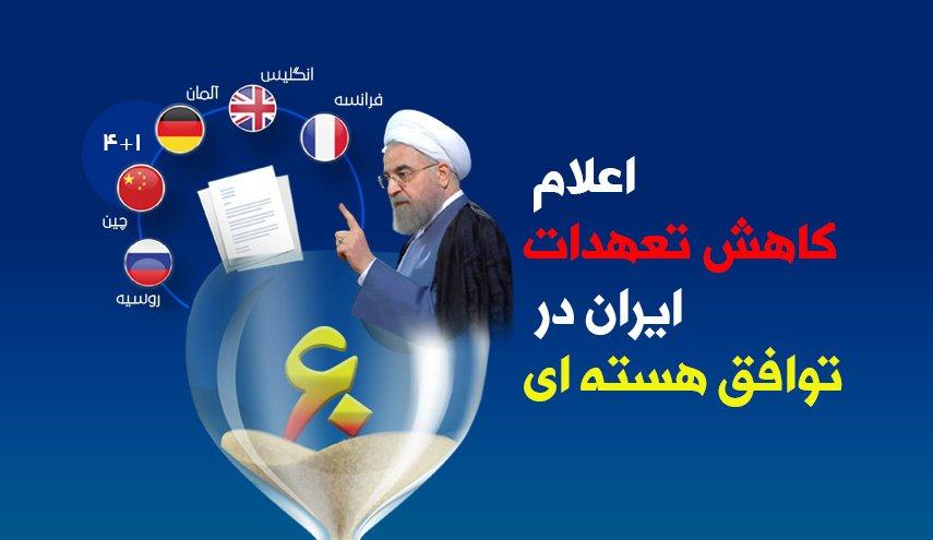هشدار اتحاديه اروپا به ايران: در صورت اجراي گام چهارم، از برجام خارج ميشويم
