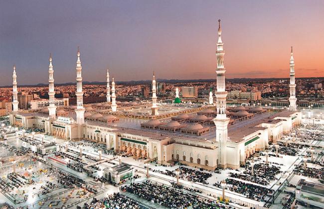 آشنایی با بزرگترین مساجد جهان (+عکس)
