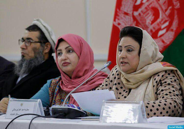 پایان رای گیری انتخابات ریاست جمهوری افغانستان