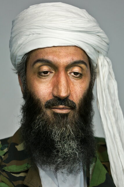 امیرمهدی ژوله در نقش «بن لادن» مقابل دوربین رفت (+ عکس)