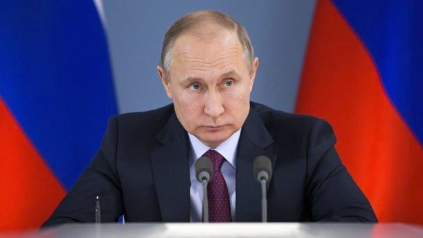 امضا کنوانسیون رژیم حقوقی خزر توسط پوتین