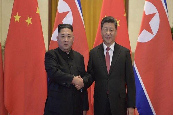پیام رهبر «کره شمالی» خطاب به رئیس جمهور «چین»: همواره کنار شما خواهیم بود