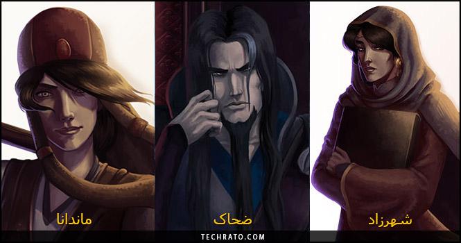 واکنش کیهان به انیمیشن ایرانی راهیافته به اسکار: چرا زنان داستان شاهنامه بیحجابند