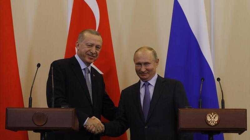 توافق 10 مادهای اردوغان و پوتین بر سر سوریه