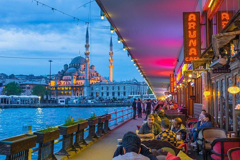 ایرانیها دومین گردشگران استانبول در سال ۲۰۱۹
