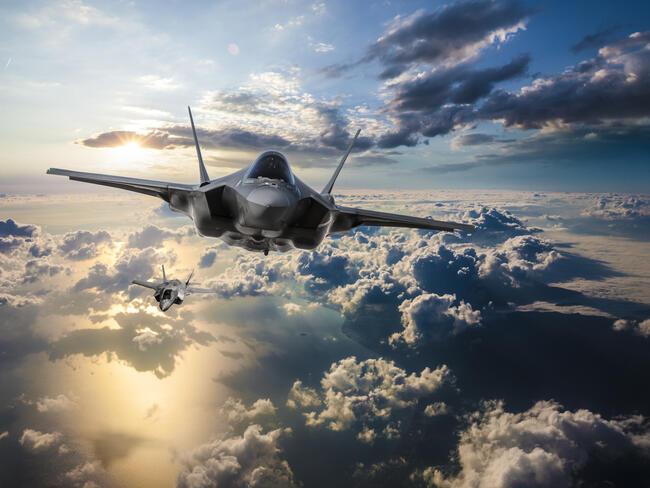 10 کشور برتر جهان در نیروی هوایی