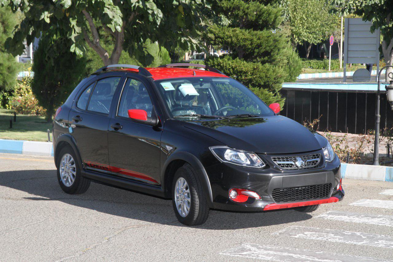 پیش فروش خودروی کوییک جدید با نام QUIK-R  آغاز شد (+عکس)