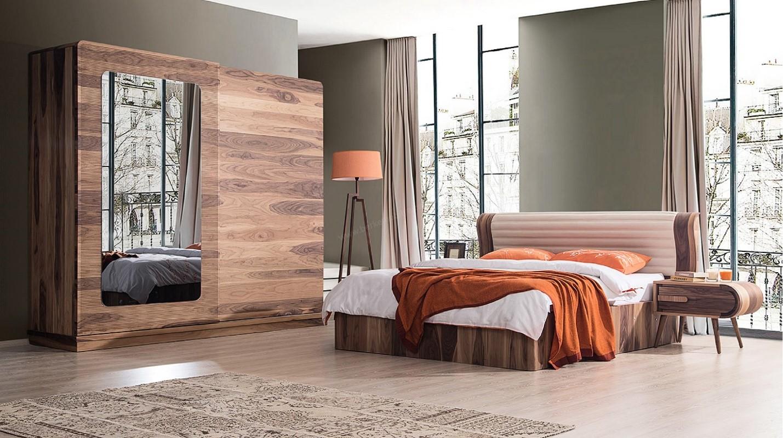 طراحی دکوراسیون داخلی منزل آشپزخانه و اتاق خواب (+عکس)