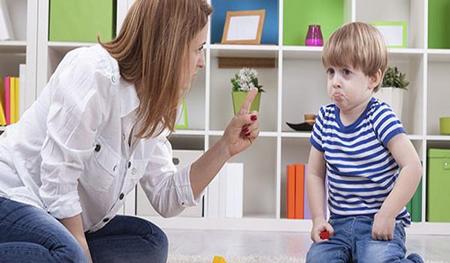 با کودک نافرمان چگونه رفتار کنیم؟