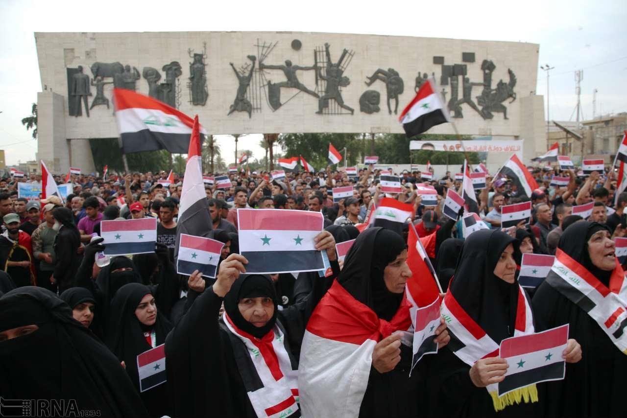 آیا مردم عراق نظام سیاسی این کشور را سرنگون میکنند؟