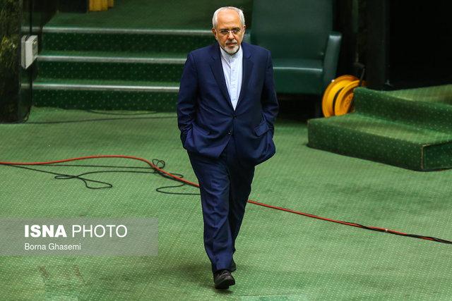 «ظریف» برای حضور در جلسه شورای امنیت مجلس را ترک کرد/بحث قهر مطرح نیست