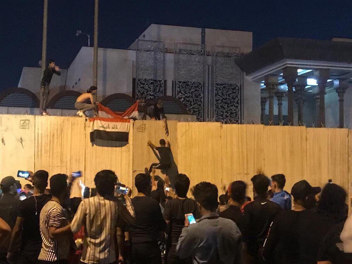 حمله به کنسولگری ایران در کربلا / شرایط به حالت عادی برگشت