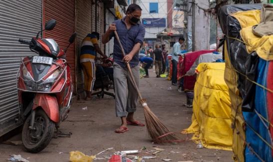 وضعیت بحرانی هوا در هند/ وضعیت غیرقابل تحمل است