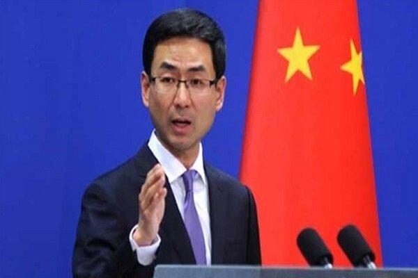پکن: آمریکا از موضعگیری نمایشی درباره دریایچین جنوبی بپرهیزد