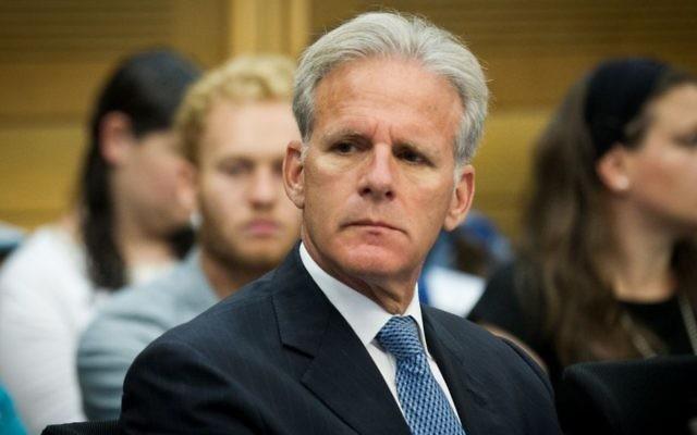 جنگ احتمالی اسراییل و ایران به روایت سفیر سابق اسراییل در آمریکا