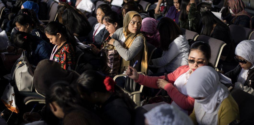 بازارهای برده در اینستاگرام و اپلیکیشنهای دیگر
