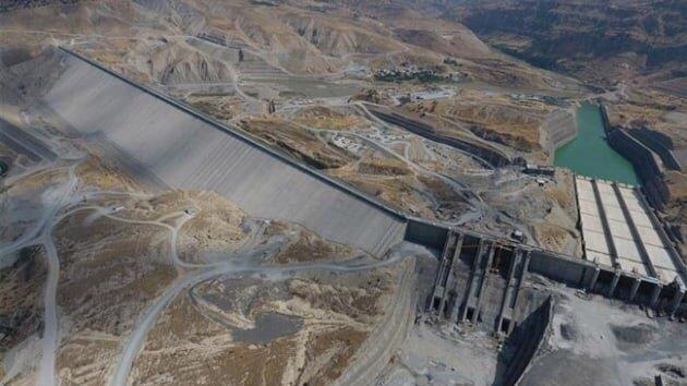 نماینده مجلس: سد سازی ترکیه یک خطر جدی برای کشور است