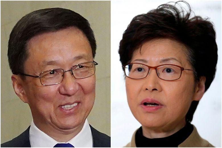 معاون نخست وزیر چین: استقلال هنگ کنگ تحمل نخواهد شد
