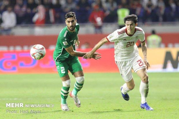 اردن محل بازی عراق و ایران انتخابی جام جهانی فوتبال