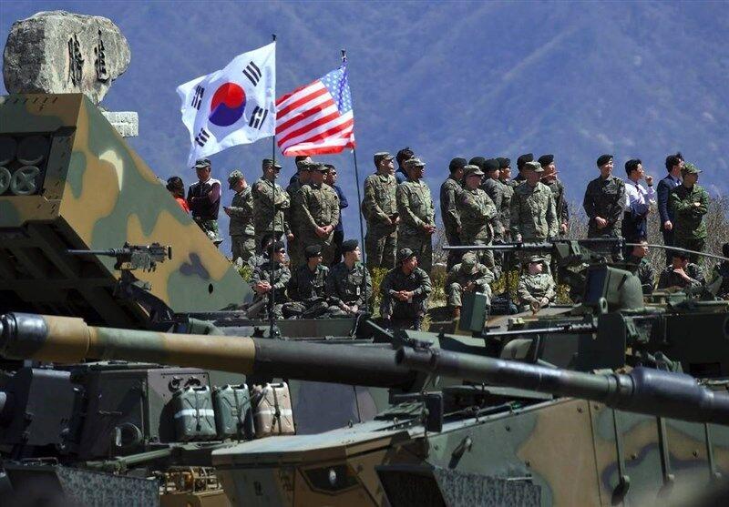 محکوم کردن رزمایش مشترک آمریکا و کره جنوبی از سوی کره شمالی