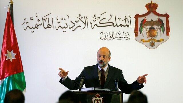 موافقت پادشاه اردن با ترمیم کابینه