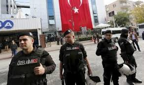"""دستگیری شهردار """"ایپیک یولو"""" در ترکیه به اتهام تروریستی"""