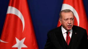 اردوغان: فکر میکنیم افرادی قصد دارند اعتراضات عراق را به ایران بکشانند