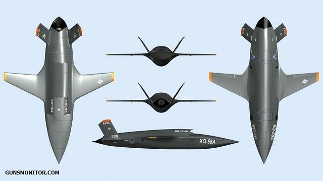 سرمایه گذاری نیروی هوایی آمریکا بر پرنده های نظامی یکبار مصرف! (+تصاویر)