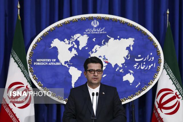 سخنگوی وزارت خارجه: ظریف فردا به قزاقستان میرود