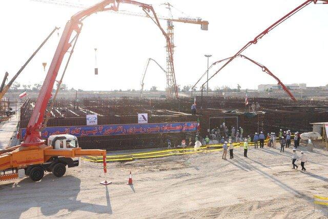 بازتاب بتنریزی واحد دوم نیروگاه بوشهر در رسانههای خارجی